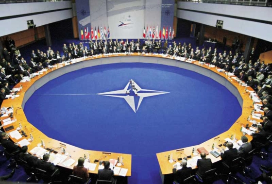 German Chill Toward NATO's Growth Ignores Past