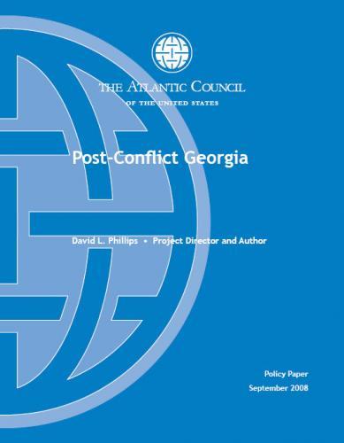 Post-Conflict Georgia