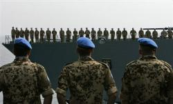 Blue Helmets and Gray Hulls:  The Need for Maritime Peacekeeping