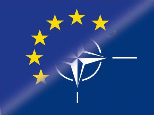 NATO-EU Flag