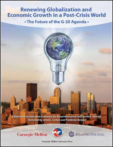G20 Report: Renewing Globalization and Economic Growth