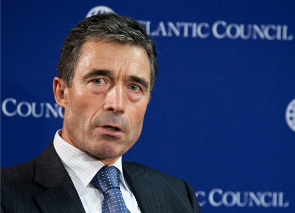 NATO Secretary General Rasmussen: First Major U.S. Speech