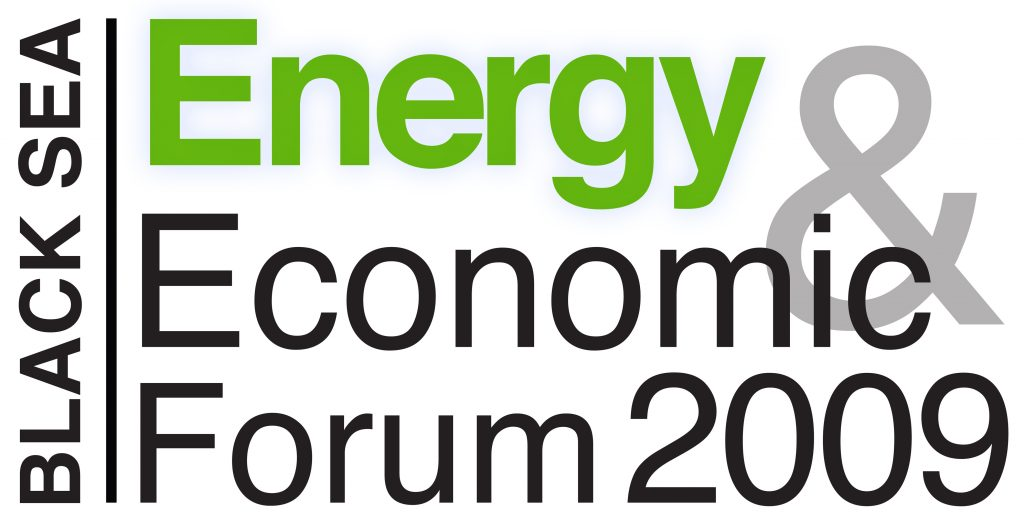 Black Sea Energy and Economic Forum 2009