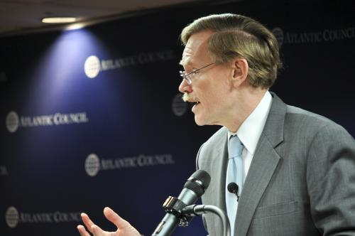 Zoellick: U.S. Must Play Active Role in Multilateral System