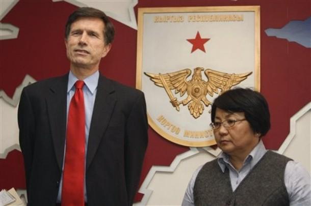 Uncertain Kyrgyzstan: Rebalancing U.S. Policy