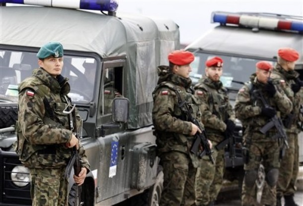 """Europe """"a Reluctant Partner in Tackling its Own Security Challenges"""""""