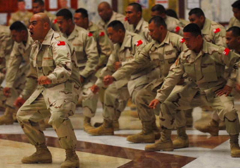 Tonga sends troops to Afghanistan
