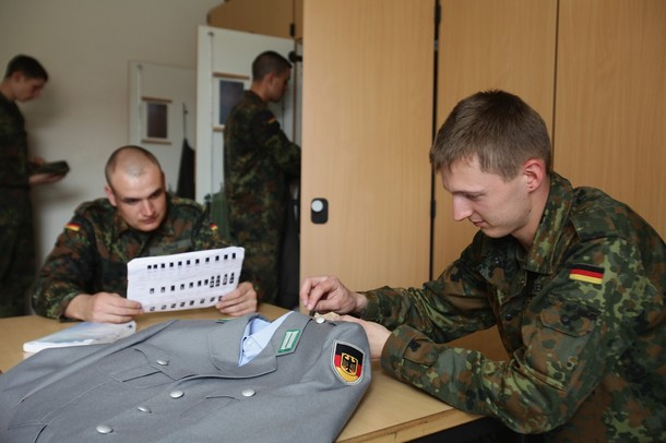 Germany's Military Reform: An American Perspective