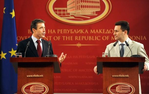 Macedonia Vacillates on NATO Commitment