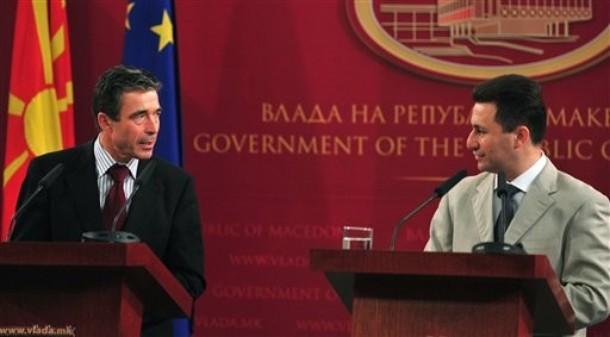 Macedonia sends anti-Nato ambassador to Nato