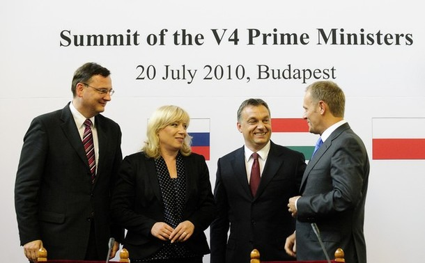 The Value of the Visegrad Four