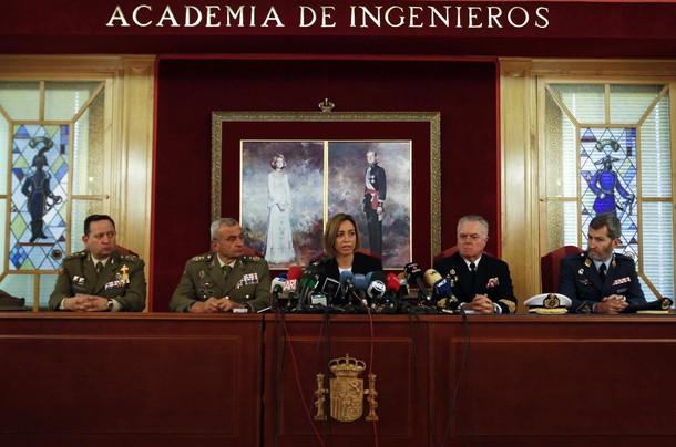 Spain: 5 dead, 3 injured in military academy blast