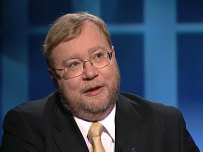Mart Laar becomes Estonia's new Defense Minister