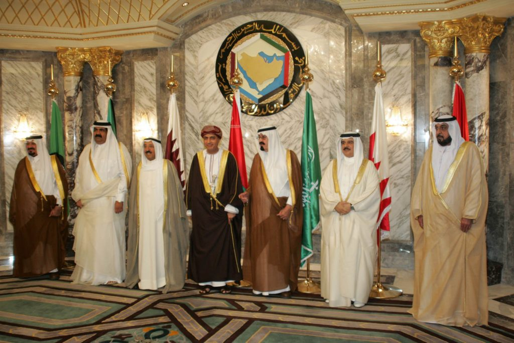 Sunni Monarchies Close Ranks