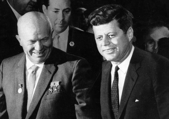"Berlin 1961: Kennedy's ""Dr. Feelgood"""