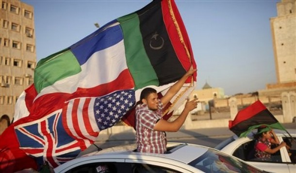 NATO's Victory in Libya: The Right Way to Run an Intervention