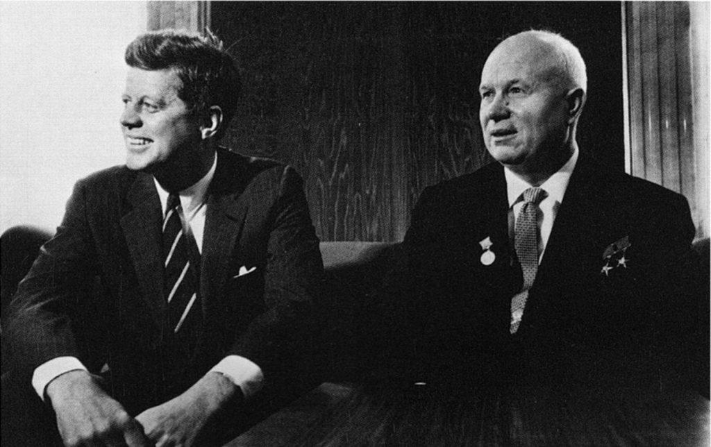 JFK's Berlin blunder