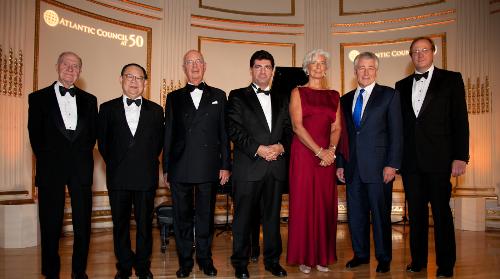 2011 Atlantic Council Global Citizen Awards Dinner