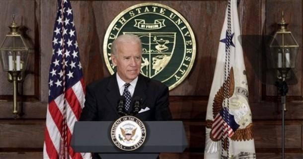 Gaddafi death: Joe Biden says 'NATO got it right' in Libya