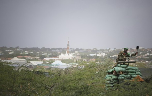 A (Slightly) Merrier Christmas in Mogadishu