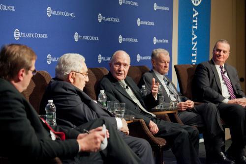 The Atlantic Council Hosts an Evening Honoring Brent Scowcroft: Panel Discussion Transcript – 12/13/11
