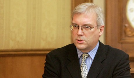 Alexander Grushko to become Russia's new envoy to NATO - Atlantic Council