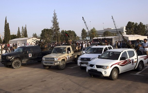 New Militia Clashes Endanger Transition in Libya