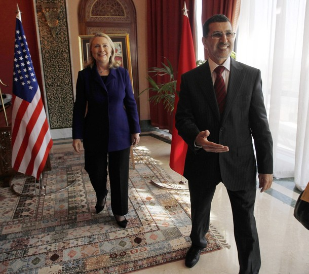 The United States and the Moroccan Status Quo