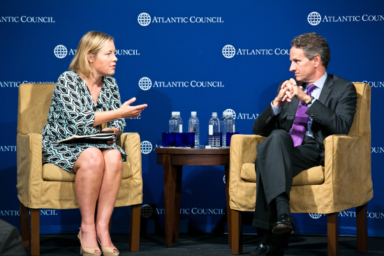 Fourth Annual Members' Conference: The Atlantic Community and its Global Purpose