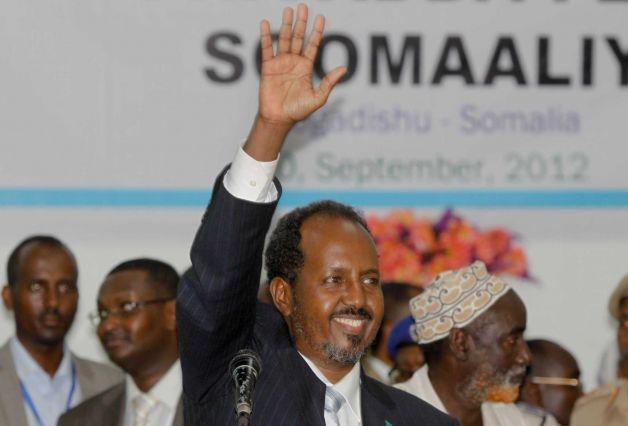 The Weak Hand of Somalia's New President