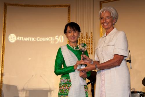 2012 Global Citizen Awards Dinner