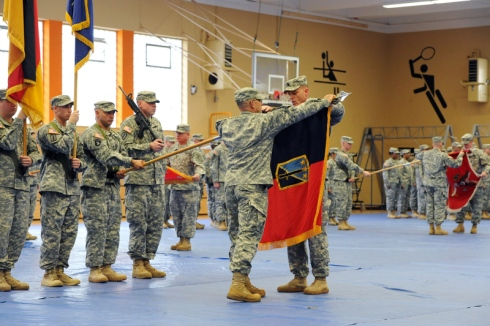 One down, one to go:  2 U.S. Army brigades leaving Europe