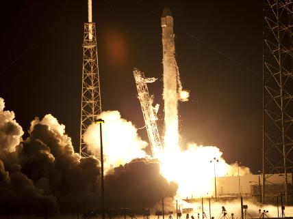 The Rise of Commercial Outer Space