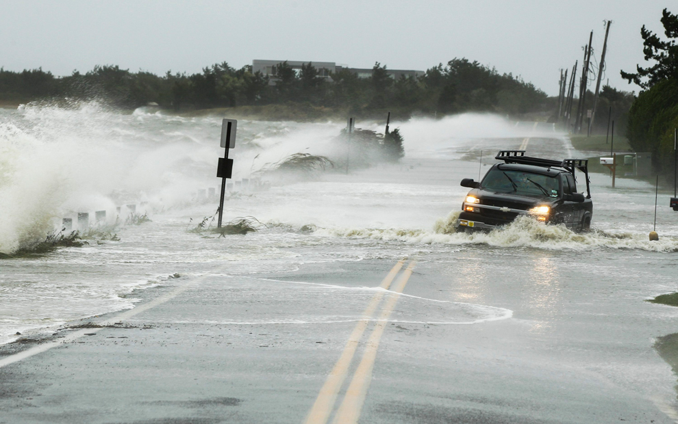 What Can Hurricane Sandy Tell Us About Climate Change?