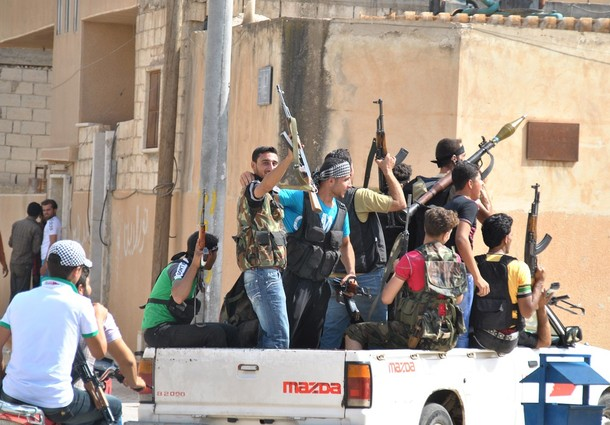 Arming Syria's Rebels: The Strategic and Humanitarian Imperative