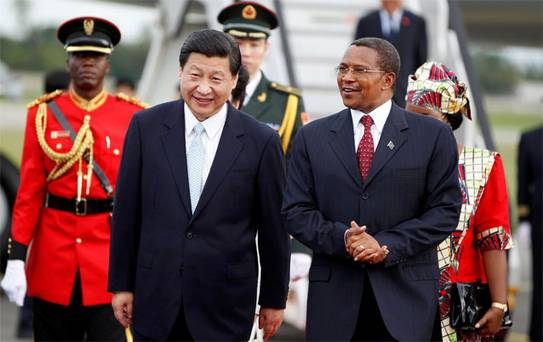What Xi Sees in Africa