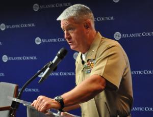 Major General Charles Gurganus