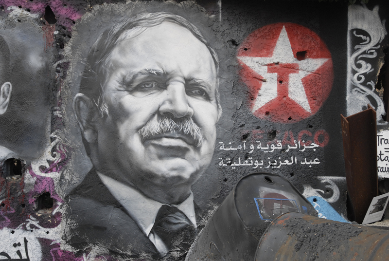 Algeria: A Powder Keg Ready to Explode?