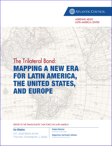 The Trilateral Bond: Mapping a New Era for Latin America, the United States, and Europe