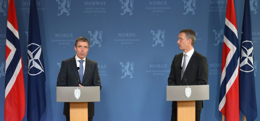 NATO Rejects Direct Arctic Presence