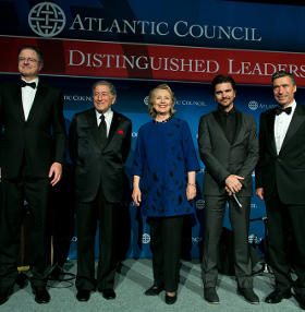 Distinguished Leadership Awards Offers Perfect Mix of Substance and Style