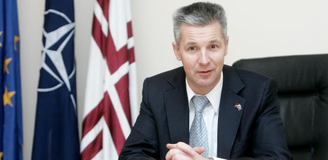 Latvia Approves Proposal to Host New NATO Center of Excellence