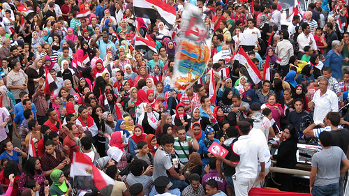 Egypt's Crowd-Democracy: As Representative Democracy Failed to Deliver, People Resorted to Alternatives