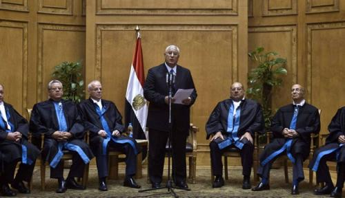 Four Recommendations for Egypt's Constitutional Process