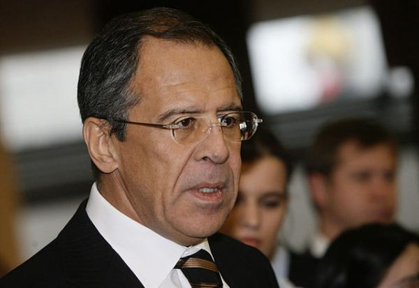 Lavrov: Afghanistan Not Ready for NATO Forces Pullout