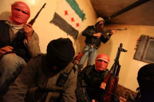 US Non-Recognition of the Syrian Interim Government