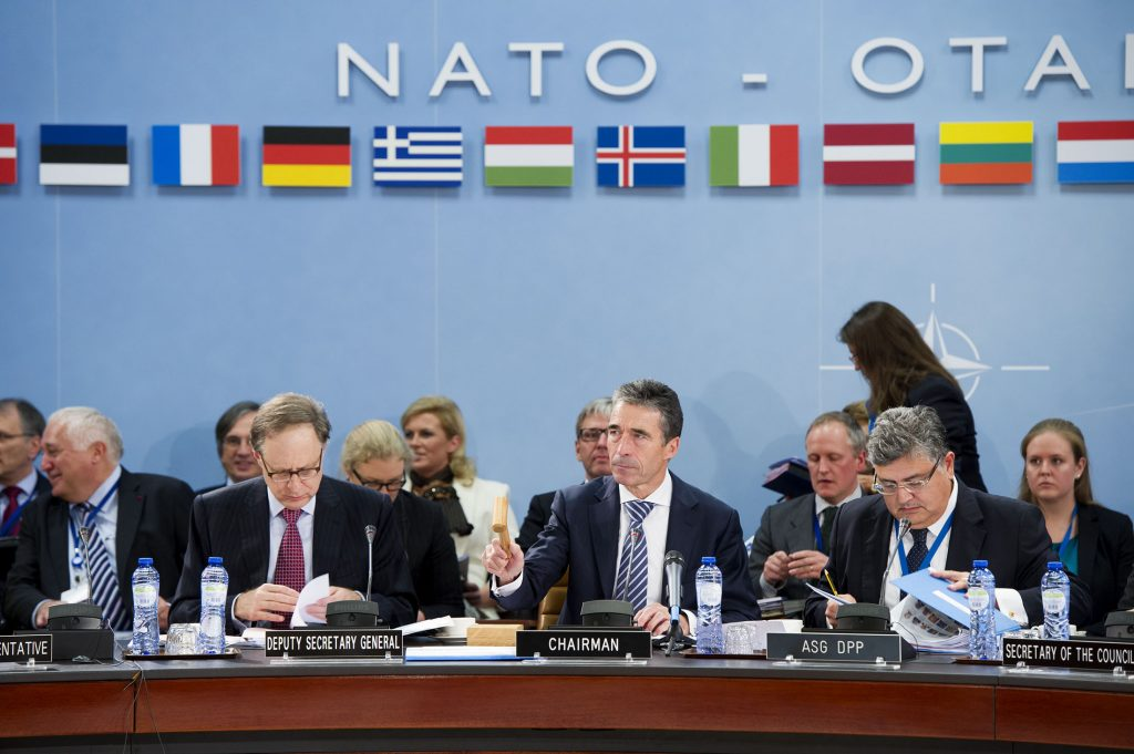 NATO Must Help Obama on Syria