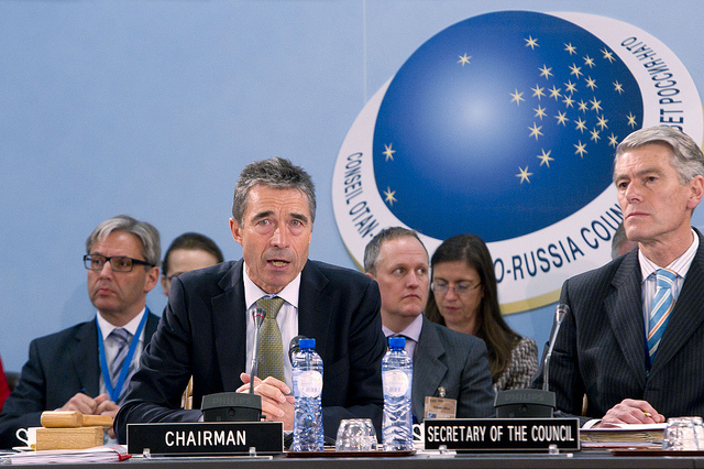 NATO-Russia Council Supports UN Action in the Event of Syrian Non-Compliance