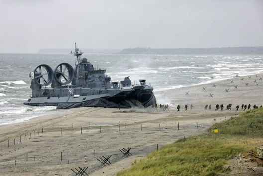 Russia and Belarus Launch Strategic Military Exercise Zapad 2013