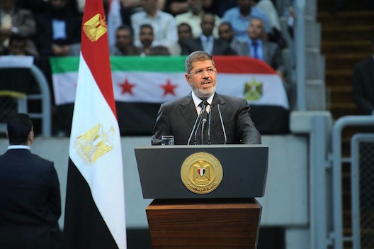 Former President Morsi's Legal Liability for Incitement to Violence